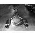 BMW F10 M5 RP GTi Exhaust 2013